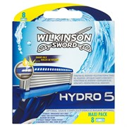 Wilkinson Sword Hydro5 Лезвия 8 шт