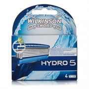 Wilkinson Sword Hydro5 Лезвия 4 шт