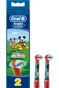 Насадка Oral-B Stages Kids Mickey 2 шт