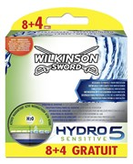 Wilkinson Sword Hydro 5 Лезвия 12 шт