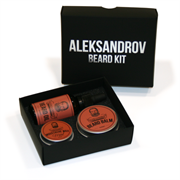 Набор бородача Aleksandrov Beard Kit №2 Sunset